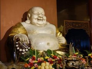 buddha géant Leshan Chine 1