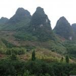 montagnes karstiques guilin xingping 1