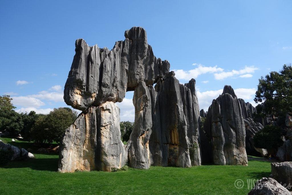 Shilin, forêt de pierres