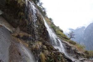 Gorges du saut du tigre - Cascades