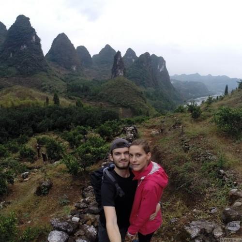 montagnes karstiques guilin xingping 2