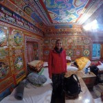 Ouest Sichuan Tagong kharma's guesthouse