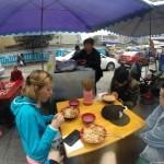 Leshan Chine street food