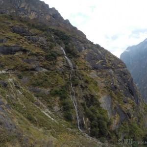 Gorges du saut du tigre - Cascade