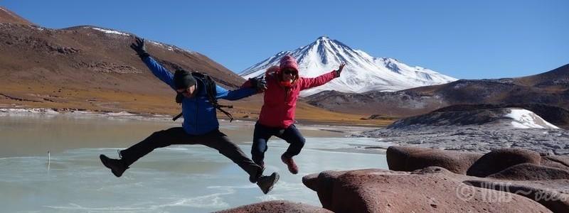San Pedro de Atacama et les Piedras Rojas